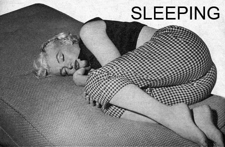 1 Marilyn-Sleeping